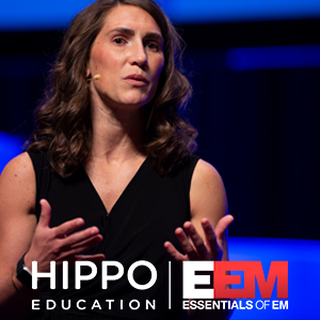 EEM 2019: Non-pregnant Vaginal Bleeding Artwork